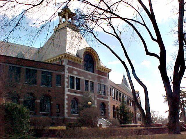 Ridgewood High School ranked number 34 on Niche